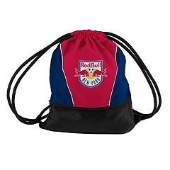 Logo Brands New York Red Bulls Sprint Drawstring Bag
