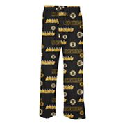Men's Concepts Sport Boston Bruins Slide Lounge Pants