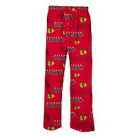 Men's Concepts Sport Chicago Blackhawks Slide Lounge Pants
