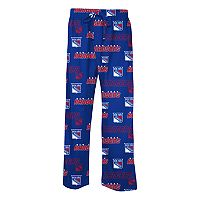 Men's Concepts Sport New York Rangers Slide Lounge Pants