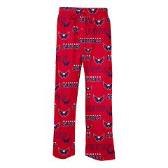 Men's Concepts Sport Washington Capitals Slide Lounge Pants