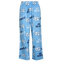 Men's Concepts Sport North Carolina Tar Heels Grandstand Lounge Pants