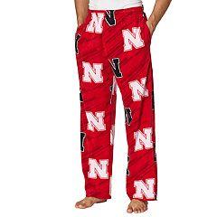 Men's Concepts Sport Nebraska Cornhuskers Grandstand Lounge Pants