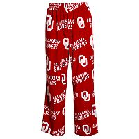 Men's Concepts Sport Oklahoma Sooners Grandstand Lounge Pants
