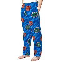 Men's Concepts Sport Florida Gators Grandstand Fleece Pants