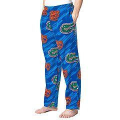Men's Concepts Sport Florida Gators Grandstand Fleece Pants