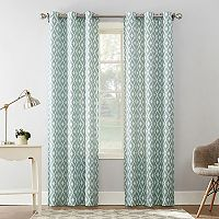 The Big One® Diamond Window Curtain Set