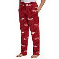 Men's Concepts Sport Indiana Hoosiers Grandstand Lounge Pants