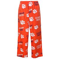 Men's Concepts Sport Clemson Tigers Grandstand Lounge Pants