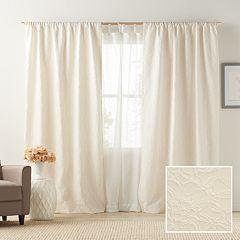 LC Lauren Conrad Bloomfield Blackout Lined Window Curtain