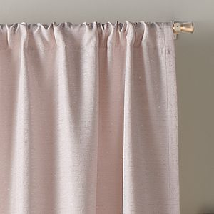 LC Lauren Conrad 1-Panel Twilight Room Darkening Lined Window Curtain