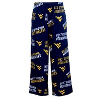 Men's Concepts Sport West Virginia Mountaineers Grandstand Lounge Pants