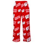 Men's Concepts Sport Wisconsin Badgers Grandstand Lounge Pants