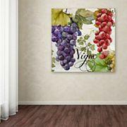 Trademark Fine Art Wines Of Paris I Canvas Wall Art