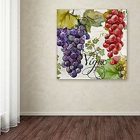 Trademark Fine Art Wines Of Paris I Canvas Wall Art