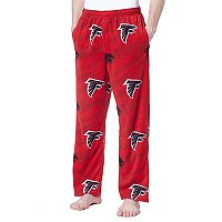 Men's Concepts Sport Atlanta Falcons Grandstand Fleece Pants