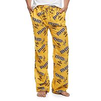 Men's M&M's Microfleece Lounge Pants