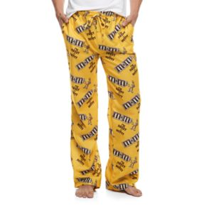 Men's M&M's Microfleece Lounge Pants