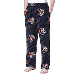 Men's Concepts Sport Cincinnati Bengals Grandstand Fleece Pants