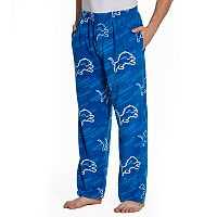 Men's Concepts Sport Detroit Lions Grandstand Lounge Pants