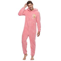 Men's A Christmas Story Hooded Fleece Bunny Union Suit
