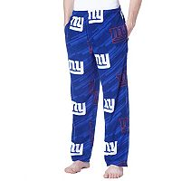 Men's Concepts Sport New York Giants Grandstand Fleece Pants