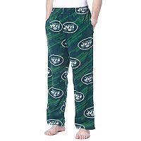 Men's Concepts Sport New York Jets Grandstand Fleece Pants