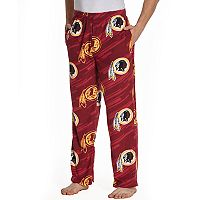 Men's Concepts Sport Washington Redskins Grandstand Lounge Pants