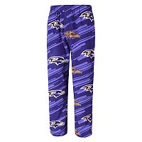 Men's Concepts Sport Baltimore Ravens Grandstand Lounge Pants