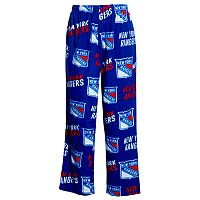 Men's Concepts Sport New York Rangers Grandstand Lounge Pants