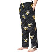 Men's Concepts Sport Pittsburgh Penguins Grandstand Fleece Pants