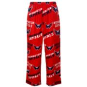 Men's Concepts Sport Washington Capitals Grandstand Lounge Pants