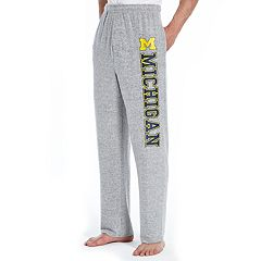 Men's Concepts Sport Michigan Wolverines Reprise Lounge Pants