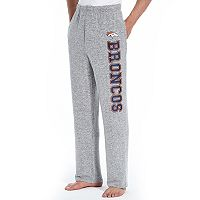 Men's Concepts Sport Denver Broncos Reprise Lounge Pants