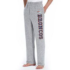Men's Concepts Sport Denver Broncos Reprise Lounge Pants