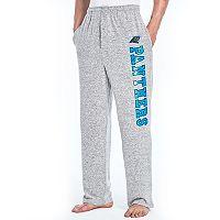 Men's Concepts Sport Carolina Panthers Reprise Lounge Pants