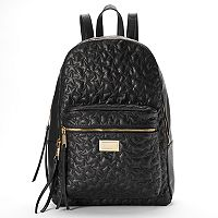 Juicy Couture Quilted Stars Dome Backpack