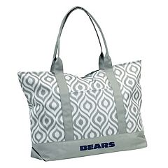 Logo Brand Chicago Bears Ikat Tote