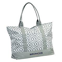Logo Brand Denver Broncos Ikat Tote