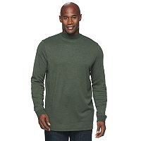 Big & Tall Croft & Barrow® Easy-Care Mockneck