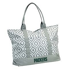 Logo Brand Green Bay Packers Ikat Tote