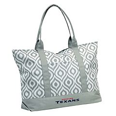 Logo Brand Houston Texans Ikat Tote