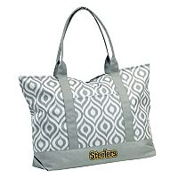 Logo Brand Pittsburgh Steelers Ikat Tote
