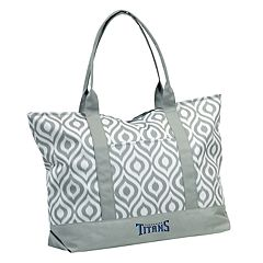 Logo Brand Tennessee Titans Ikat Tote