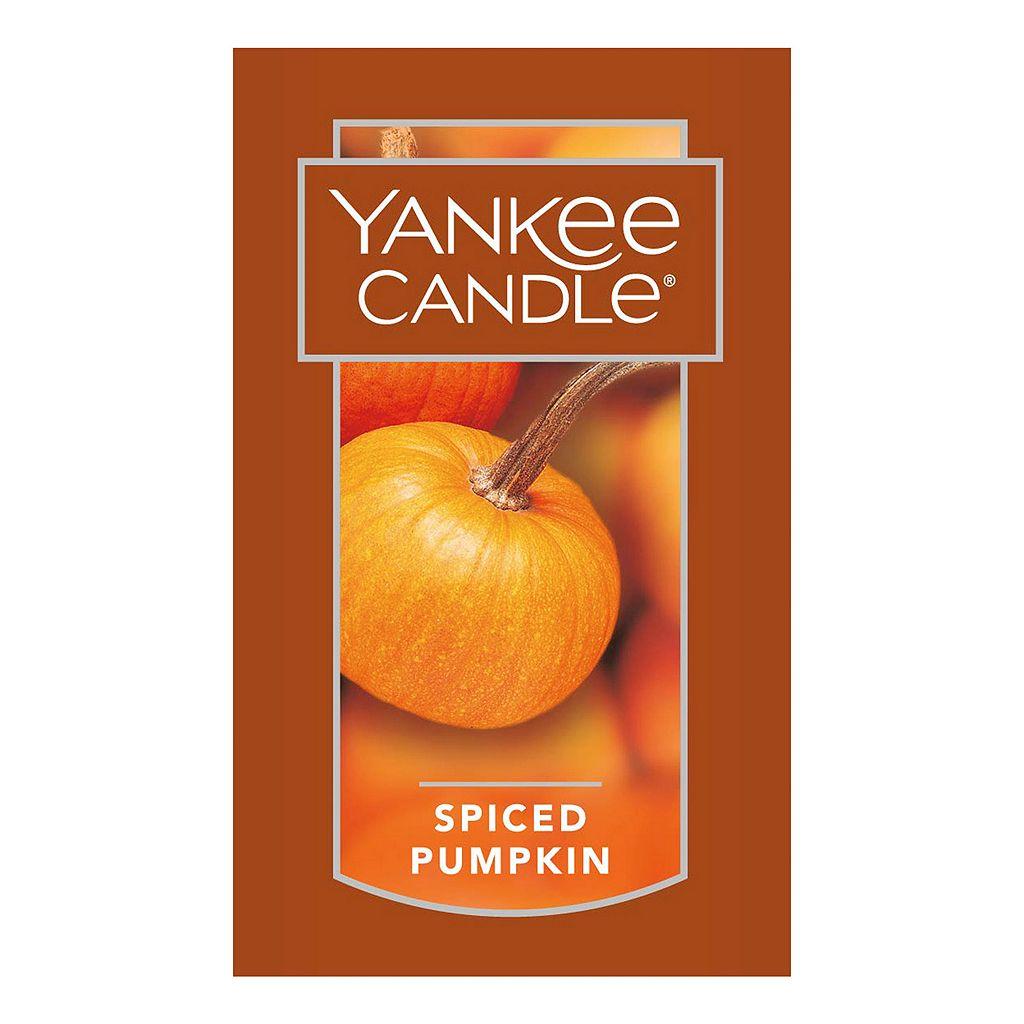 Yankee Candle Spiced Pumpkin Scenterpiece Wax Melt Cup