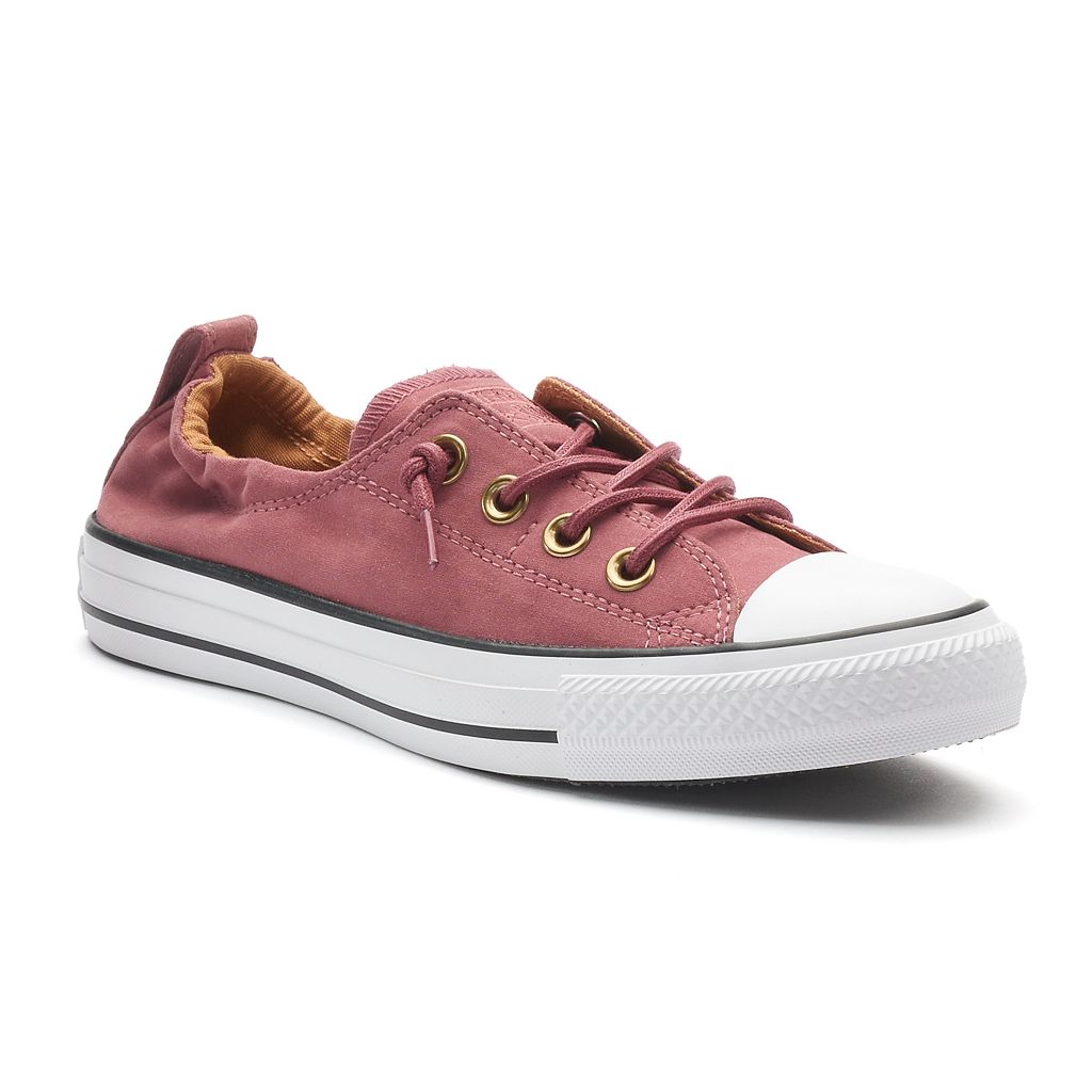 Women's Converse Chuck Taylor All Star Shoreline Peached Canvas Sneakers