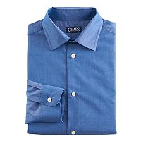 Boys 8-20 Chaps Chambray Dot Button-Down Shirt