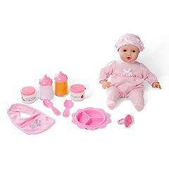 Melissa & Doug Jenna Doll Feeding Set