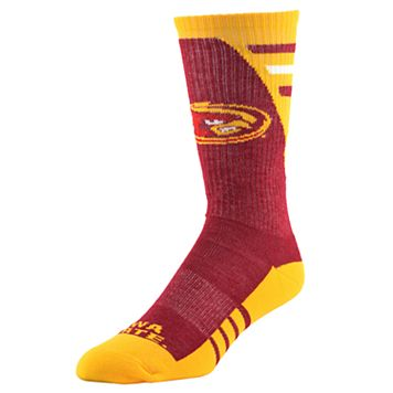 Men's Mojo Iowa State Cyclones Energize Crew Socks