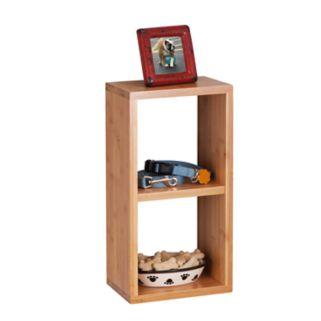 Honey-Can-Do Double Cube Wall Shelf
